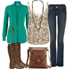 turquoise by sandreamarie on Polyvore featuring True Religion, G by Guess, Charlotte Russe and ASOS