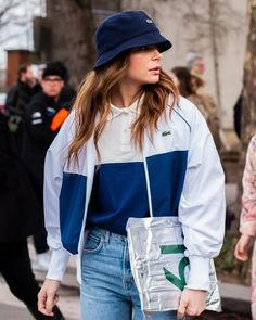 Outfits With Hats, Matching Outfits, Cool Outfits, Fashion Outfits, Women's Fashion, Lacoste, Outfits Mujer, Vintage Fashion Photography, Everyday Outfits