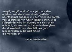 Gedicht rilke winter