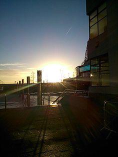 Sunrise   Wembley Arena