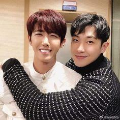 Adorables ❤ #KwangHee #LeeJoon Lee Joon