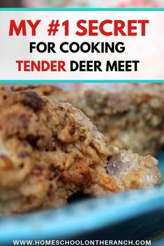 The most tender deer meat you'll ever cook! An easy dinner recipe. How to cook fried deer (venison) meat. Pin me! recipes How to Cook Deer Meat Deer Tenderloin Recipes, Deer Backstrap Recipes, Deer Steak Recipes, Venison Backstrap, Venison Tenderloin, Cube Steak Recipes, Deer Recipes, Game Recipes, Easy Venison Recipes