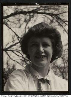Julia Child circa 1948-1850 | Paul Child