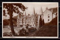 POSTCARD POSTAL USED UK TO USA 1924 TROSSACHS HOTEL K15.183 | eBay