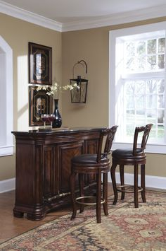 Check Out The Ski 657500 Toscano Vialetto Bar In Dark Brown