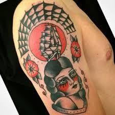 Tattoo by Marcos Ortega done @ Bläckfisk Tattoo Co.