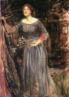Ophelia - John William Waterhouse