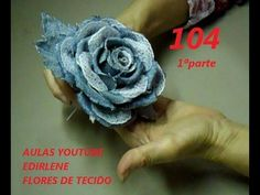 AULA 104 - ROSA JEANS COM RENDA - 1ªPARTE