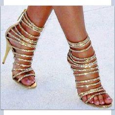 Diamond gold glitter..