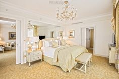 A very beautiful Suite- Four Seasons Hotel George V