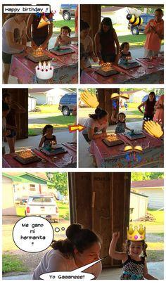 Happy birthday Wendy and Hilary