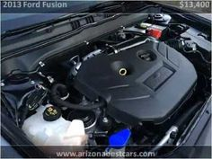 2013 Ford Fusion Used Cars Phoenix AZ