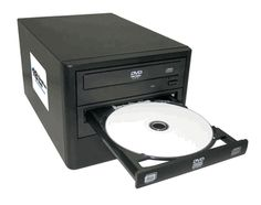 Buhl Industries HB121-MAS Hamilton Buhl 1 Reader to 1 Writer Load & Go DVD-CD Duplicator