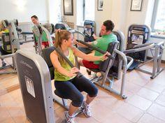 Wellness im Hotel Salzburger Hof Bad Gastein, Sauna, Fitness, Gym Equipment, Bike, Sports, Bicycle, Hs Sports, Trial Bike
