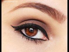 Makeup Marina Ruy Barbosa - Maquiagem para Iniciantes - YouTube