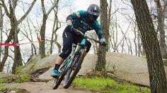 Raw MTB: Richie Rude Slices Up Mountain Creek Bike Park | Sound of Speed