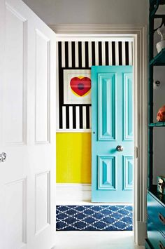 Entrance ideas to make a good first impression. Styling by Julia Green and Aimee Tarulli. Photography by Armelle Habib.