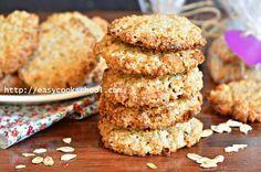 Печенье из овсяных хлопьев, рецепт, очень вкусное   Легкие рецепты