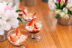 Pâtisserie Maria Antonieta em Campinas - sobremesa com morangos