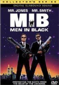 MIB [enregistrament vídeo] : hombres de negro / directed by Barry Sonnenfeld  #cine #cinema #películas #pel•lícules #film #biblioteca #movies#library