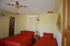 bedroom #CasaParticular Casa de Las Sorpresas in #Vinales, #Cuba