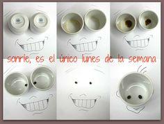Típico y topicazo: desear feliz lunes aunque todos pensemos que es un coñazo  Foto: Victor Nunes Faces