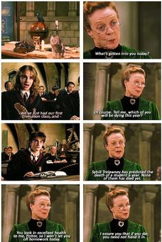 Love Mcgonagall