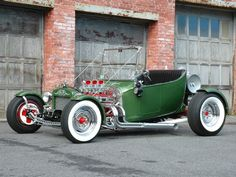 The First Hot Rod…Ford T-Bucket 100-plus Photo Gallery