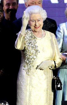 Queen Elizabeth - Diamond Jubilee Concert
