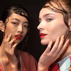 clover-canyon-spring-2015-new-york-fashion-week-beauty-stila-glamazons-blog