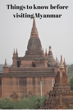 Thanaka, betel nut and longhyis things that are worth knowing about before visiting Myanmar as well as many more!