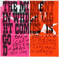 Corita Kent, mid century artist, Only You & I, 1969, Immaculate Heart Community, LA
