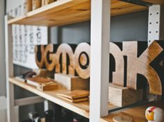 Ugmonk Home HQ   A Stunning & Bright Home Office Workspace