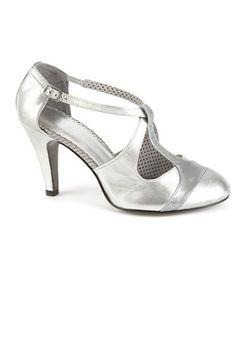 Jonak Ditame sandales Argent À la mode