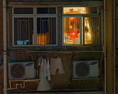 MICHAEL WOLF PHOTOGRAPHY  Window Watching 1