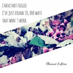[momentsbycharlie.com] Always persevere. It may not seem like you're getting anywhere but you are. Have faith and trust in the universe. -Charlie Albright from creative lifestyle blog Moments by Charlie   Art Fashion Lifestyle  #balance #peace #explore #mindfulness #lifestyle #lifestyleblogger #lifestyleblog #quote #quotes #quoteoftheday #motivation #inspiration #motivationalquote #inspirationalquote #thomasedison #instaquote #motivationmonday #success #photography #canon #canon750d