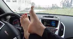 On the wheel