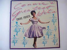 "CONNIE'S GREATEST HITS LP (12""/33 rpm) Connie Francis, http://www.amazon.com/dp/B01BPDHQI4/ref=cm_sw_r_pi_dp_203Vwb0T9N62F"