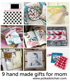 Mother's Day Handmade Gift Ideas