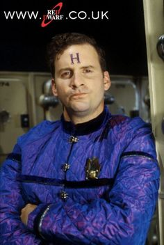 """""""It's my duty. My duty as a complete and utter bastard"""" Arnold Rimmer, Red Dwarf  So many good quotes from this show haha"""