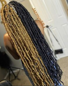 Braids Hairstyles Pictures, African Braids Hairstyles, Black Girls Hairstyles, Protective Hairstyles, Braided Hairstyles, Hair Inspo, Hair Inspiration, Back To School Hairstyles, Faux Locs