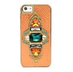 SKINNYDIP 高級感 iphone 5 5s ケース 海外限定 メタル かわいい コーデの画像 | 海外セレブ愛用 ファッション先取り ! iphone5sケース iph…
