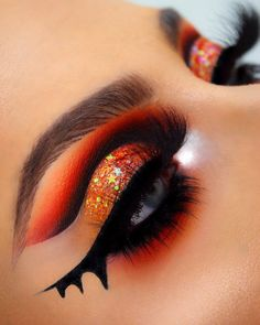 How to start your own lash line? How to get eyelashes samples? How to do private label min lashes Makeup Eye Looks, Eye Makeup Art, Colorful Eye Makeup, Beautiful Eye Makeup, Crazy Makeup, Makeup Inspo, Eyeshadow Makeup, Makeup Inspiration, Disney Eye Makeup