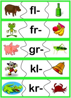 Konsonantklynger i forlyd2 Change Language, Cooperative Learning, Learning Resources, Learn To Read, First Grade, Speech Therapy, Literacy, Preschool, Teaching