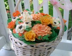 Cupcake Bouquet