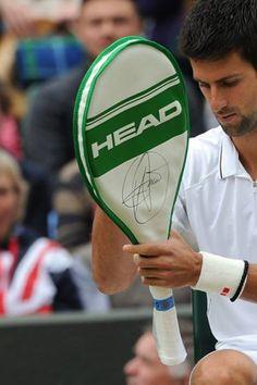 Novak Djokovic #Wimbledon