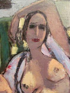 (detail) Henri Matisse. Odalisque,1925. MOMA