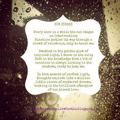 #thesunandi #dreamsatdusk #sunkissed #afterglow #goldenglow #rainydaysandsundays #carwithaview THEPURPLEYELLOEBEETLE