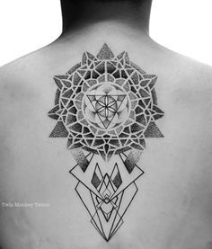 donee . #twinmonkeytattoo #tattoos #geometric #pattern #linework #bw #tattoo #tattoos #blackwork #ink #inked #tattooed #skinart #btattooing #dottwork #blackink #black #art