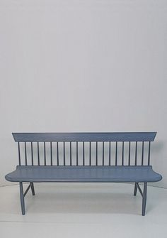 Shaker Meetinghouse Bench by Barry Joseph fine furniture.